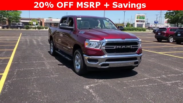 2019 Ram 1500 Crew Cab 4x4,  Pickup #D190084 - photo 40