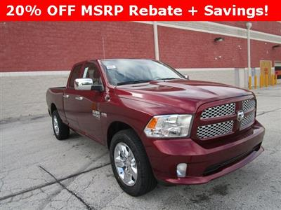 2019 Ram 1500 Quad Cab 4x4,  Pickup #D190145 - photo 3