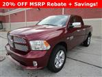 2019 Ram 1500 Quad Cab 4x4,  Pickup #D190145 - photo 1
