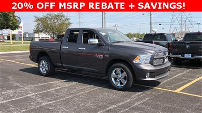 2019 Ram 1500 Quad Cab 4x4,  Pickup #D190147 - photo 3