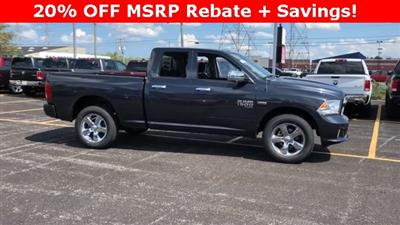 2019 Ram 1500 Quad Cab 4x4,  Pickup #D190148 - photo 4
