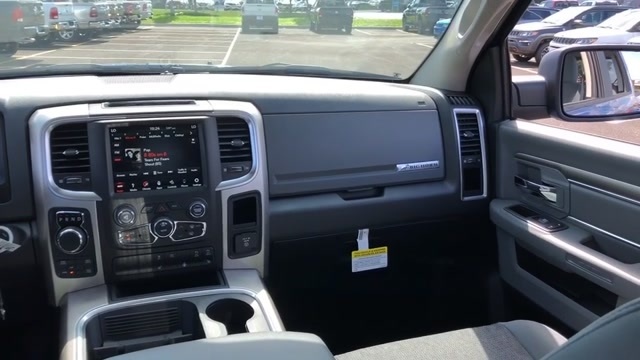 2019 Ram 1500 Crew Cab 4x4,  Pickup #D190173 - photo 21