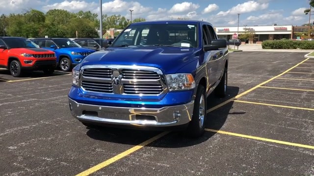 2019 Ram 1500 Crew Cab 4x4,  Pickup #D190173 - photo 38