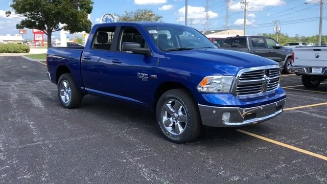 2019 Ram 1500 Crew Cab 4x4,  Pickup #D190173 - photo 40