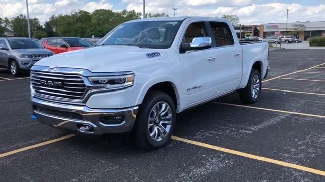 2019 Ram 1500 Crew Cab 4x4,  Pickup #D190180 - photo 3