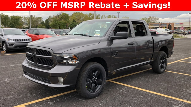 2019 Ram 1500 Crew Cab 4x4,  Pickup #D190248 - photo 19