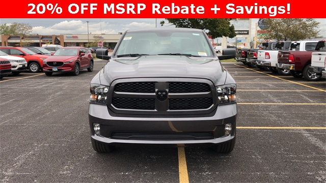 2019 Ram 1500 Crew Cab 4x4,  Pickup #D190248 - photo 20