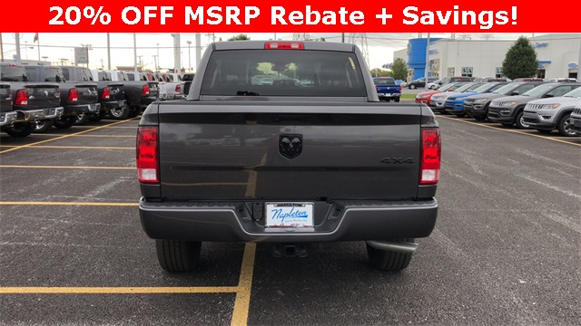 2019 Ram 1500 Crew Cab 4x4,  Pickup #D190248 - photo 4