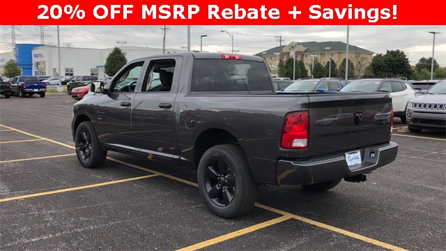 2019 Ram 1500 Crew Cab 4x4,  Pickup #D190248 - photo 5