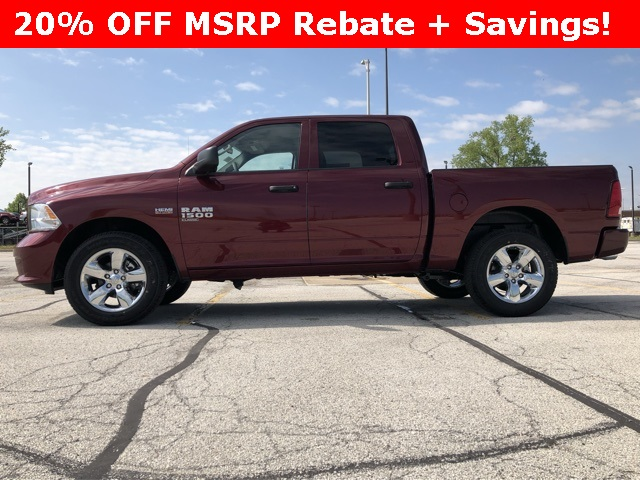 2019 Ram 1500 Crew Cab 4x4,  Pickup #D190273 - photo 11