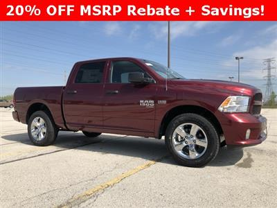 2019 Ram 1500 Crew Cab 4x4,  Pickup #D190273 - photo 6