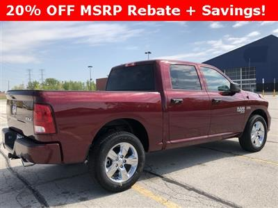 2019 Ram 1500 Crew Cab 4x4,  Pickup #D190273 - photo 4