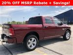 2019 Ram 1500 Crew Cab 4x4,  Pickup #D190273 - photo 2
