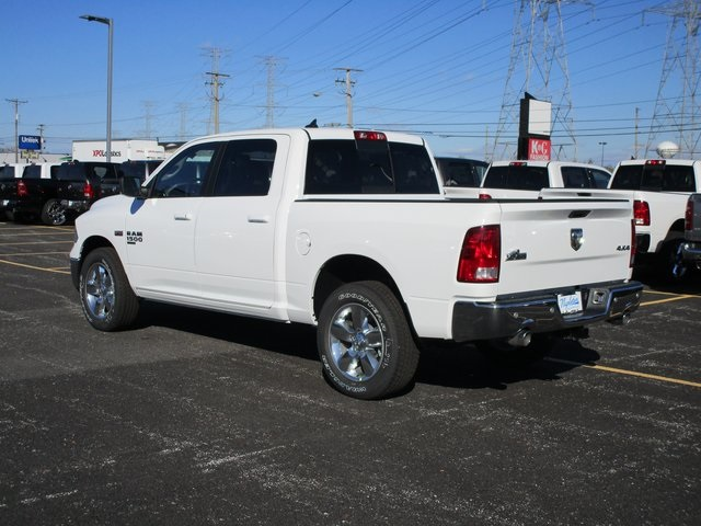 2019 Ram 1500 Crew Cab 4x4,  Pickup #D190277 - photo 2
