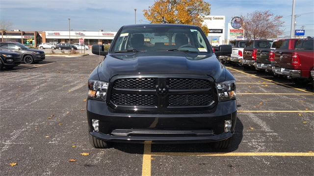 2019 Ram 1500 Quad Cab 4x4,  Pickup #D190325 - photo 20