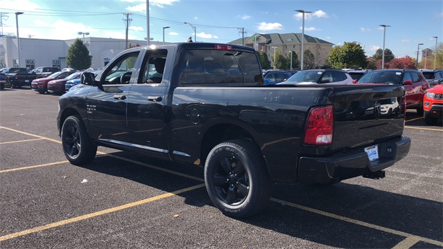 2019 Ram 1500 Quad Cab 4x4,  Pickup #D190329 - photo 2
