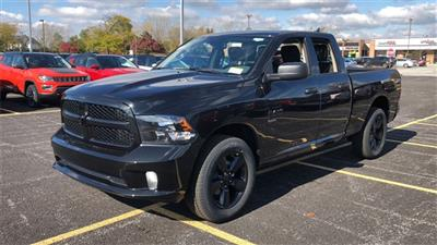 2019 Ram 1500 Quad Cab 4x4,  Pickup #D190329 - photo 7