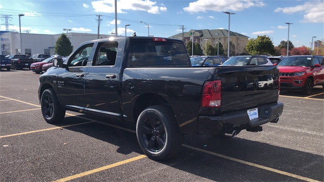 2019 Ram 1500 Crew Cab 4x4,  Pickup #D190330 - photo 2