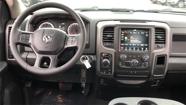 2019 Ram 1500 Quad Cab 4x4,  Pickup #D190344 - photo 10