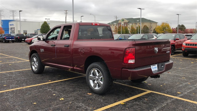 2019 Ram 1500 Quad Cab 4x4,  Pickup #D190350 - photo 2