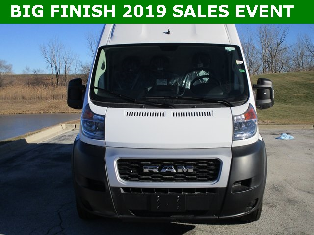 2019 ProMaster 1500 High Roof FWD,  Empty Cargo Van #D190413 - photo 4