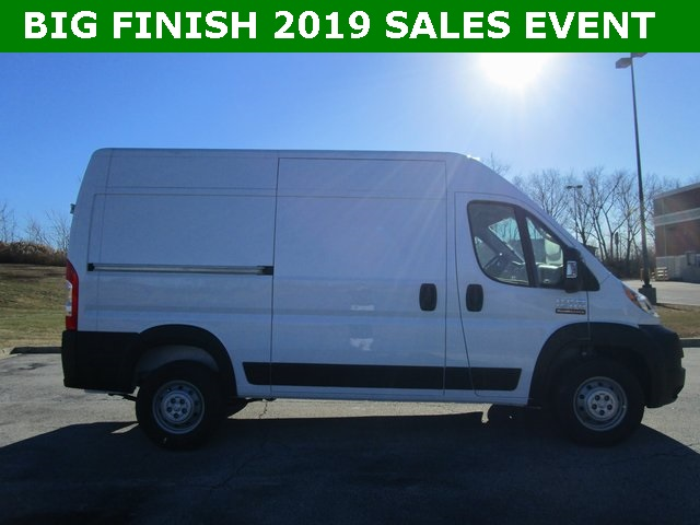 2019 ProMaster 1500 High Roof FWD,  Empty Cargo Van #D190413 - photo 6