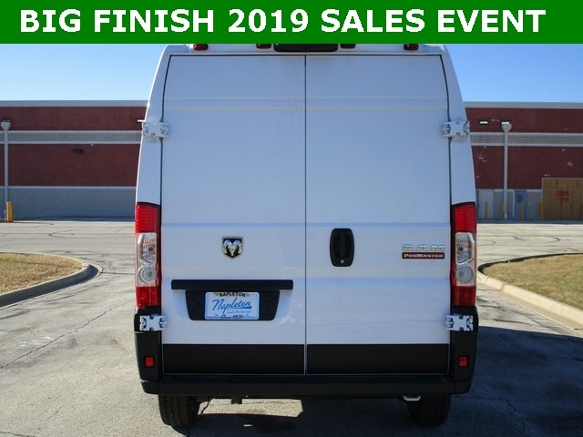 2019 ProMaster 1500 High Roof FWD,  Empty Cargo Van #D190413 - photo 7