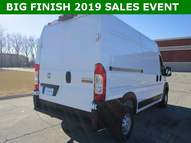 2019 ProMaster 1500 High Roof FWD,  Empty Cargo Van #D190413 - photo 9