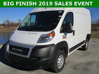 2019 ProMaster 1500 High Roof FWD, Empty Cargo Van #D190413 - photo 1
