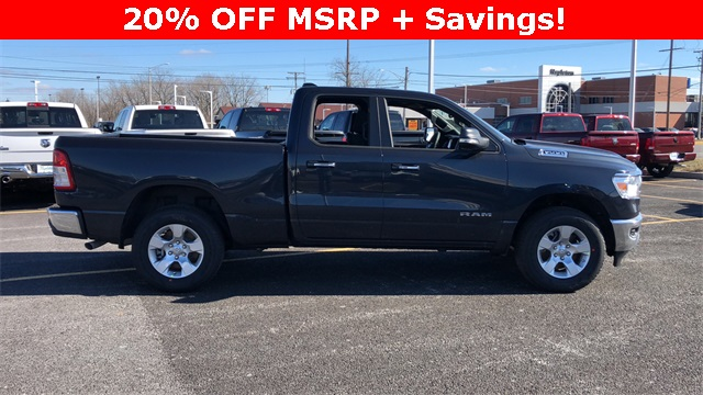 2019 Ram 1500 Quad Cab 4x4,  Pickup #D190443 - photo 4