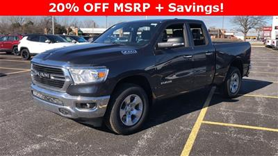 2019 Ram 1500 Quad Cab 4x4,  Pickup #D190443 - photo 1