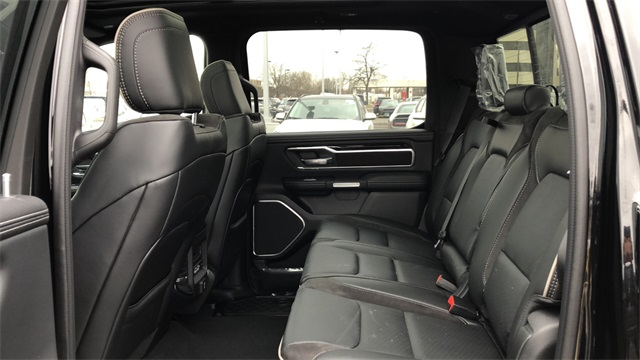 2019 Ram 1500 Crew Cab 4x4,  Pickup #D190485 - photo 8