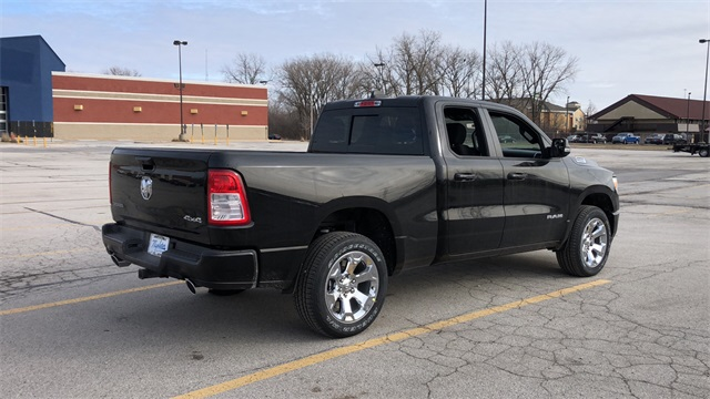 2019 Ram 1500 Quad Cab 4x4,  Pickup #D190525 - photo 5