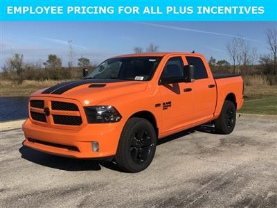 2019 Ram 1500 Crew Cab 4x4,  Pickup #D190571 - photo 4