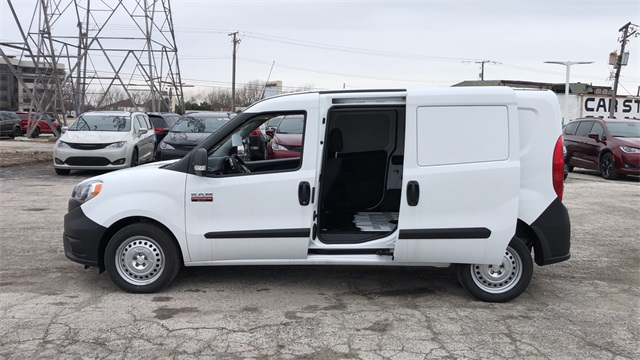 2019 ProMaster City FWD,  Empty Cargo Van #D190616 - photo 9