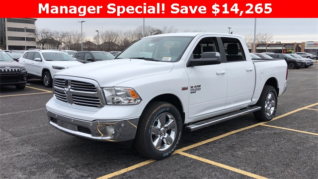 2019 Ram 1500 Crew Cab 4x4,  Pickup #D190617 - photo 21