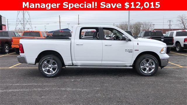 2019 Ram 1500 Crew Cab 4x4,  Pickup #D190617 - photo 3