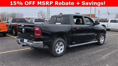 2019 Ram 1500 Crew Cab 4x4,  Pickup #D190618 - photo 2