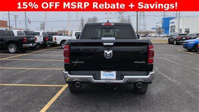 2019 Ram 1500 Crew Cab 4x4,  Pickup #D190618 - photo 4