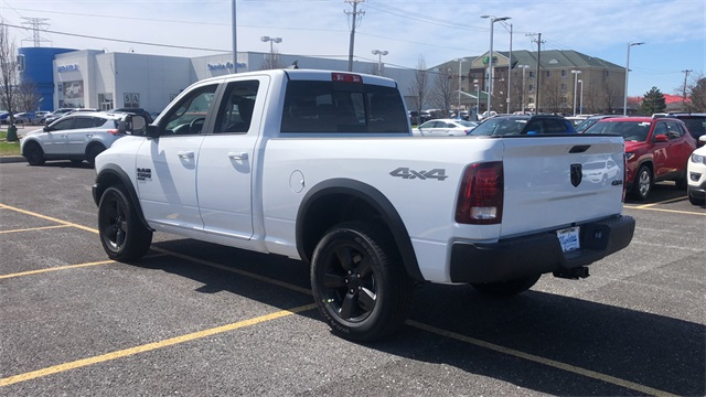 2019 Ram 1500 Quad Cab 4x4,  Pickup #D190660 - photo 5