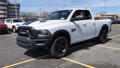 2019 Ram 1500 Quad Cab 4x4,  Pickup #D190660 - photo 22