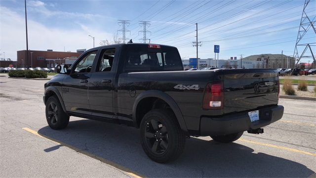 2019 Ram 1500 Quad Cab 4x4,  Pickup #D190661 - photo 5