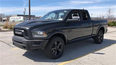 2019 Ram 1500 Quad Cab 4x4,  Pickup #D190661 - photo 22