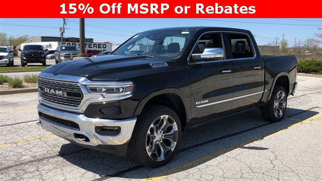 2019 Ram 1500 Crew Cab 4x4,  Pickup #D190703 - photo 26