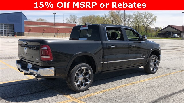 2019 Ram 1500 Crew Cab 4x4,  Pickup #D190703 - photo 2