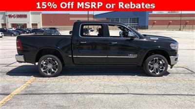 2019 Ram 1500 Crew Cab 4x4,  Pickup #D190703 - photo 3