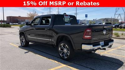 2019 Ram 1500 Crew Cab 4x4,  Pickup #D190703 - photo 5