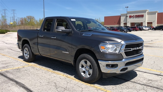 2019 Ram 1500 Quad Cab 4x4,  Pickup #D190705 - photo 1