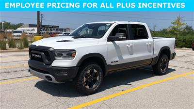 2019 Ram 1500 Crew Cab 4x4,  Pickup #D190907 - photo 23