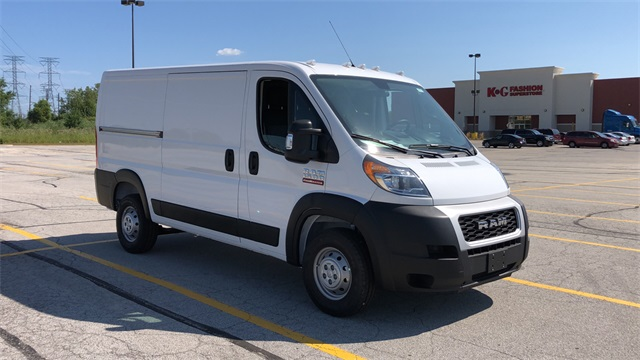 2019 ProMaster 1500 Standard Roof FWD,  Empty Cargo Van #D190913 - photo 1